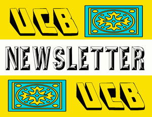 UCB newsletter icon