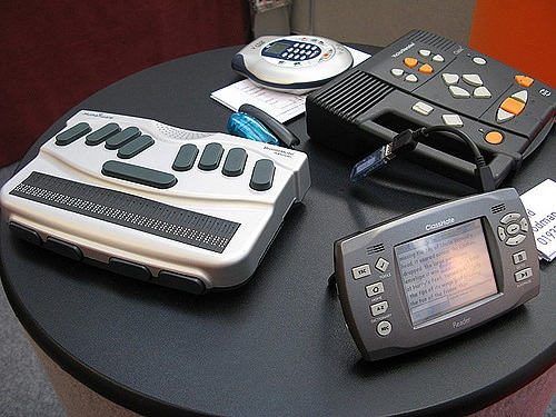 Examples of Assistive Technology Devices obtained with the Help of The UCB Assistive Technology Program